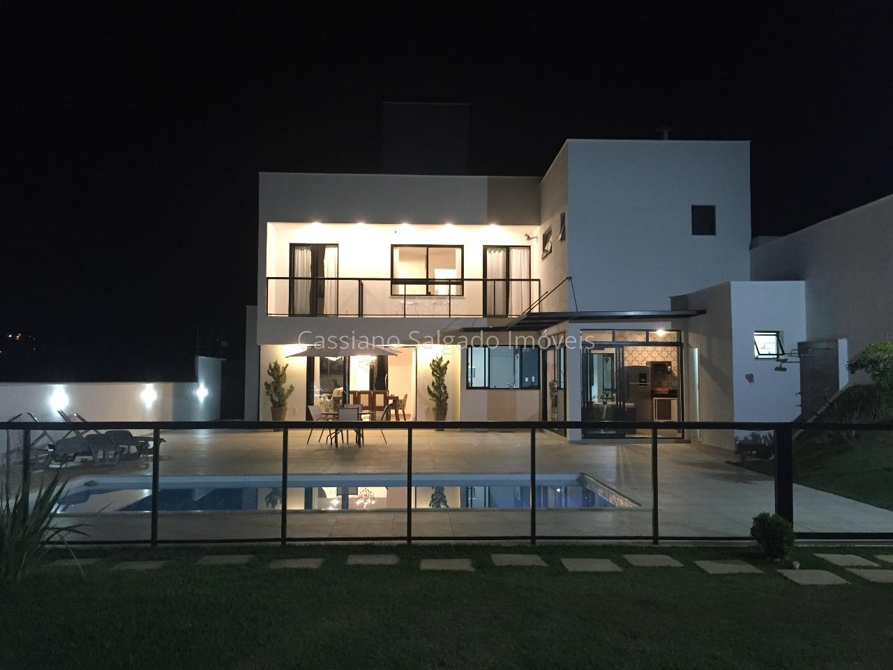 Casa Residencial à venda, Novo Horizonte, Juiz de Fora - CA0454.