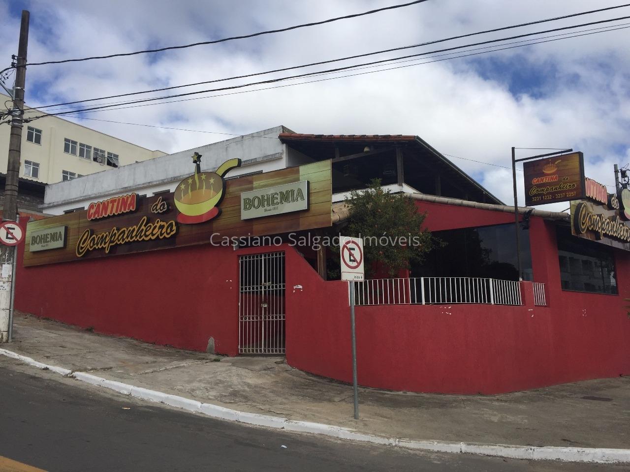 Casa Comercial para locação, São Pedro, Juiz de Fora - CA0482.