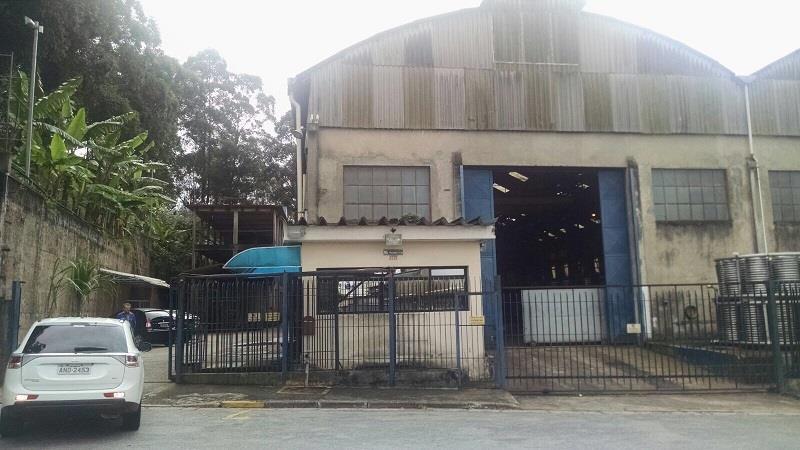 Barracão à Venda - Diadema