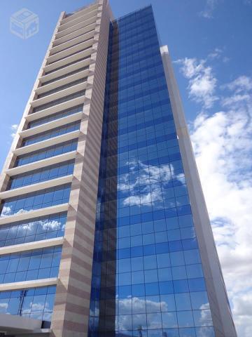 Sala no Aracati Office de Terra Brasil Imóveis