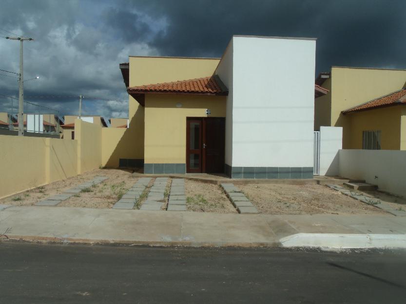 Casa No Condomínio Eco Park