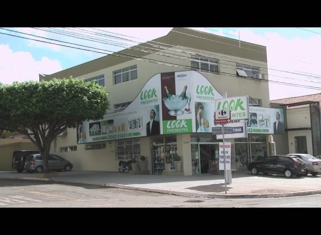 Loja/Sobreloja/Residência Av Mato Grosso