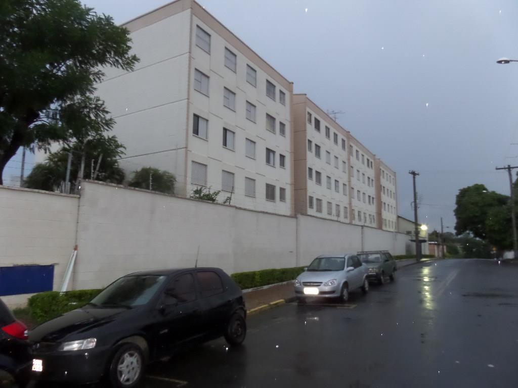Apartamento  Loteamento Country Ville  Campinas