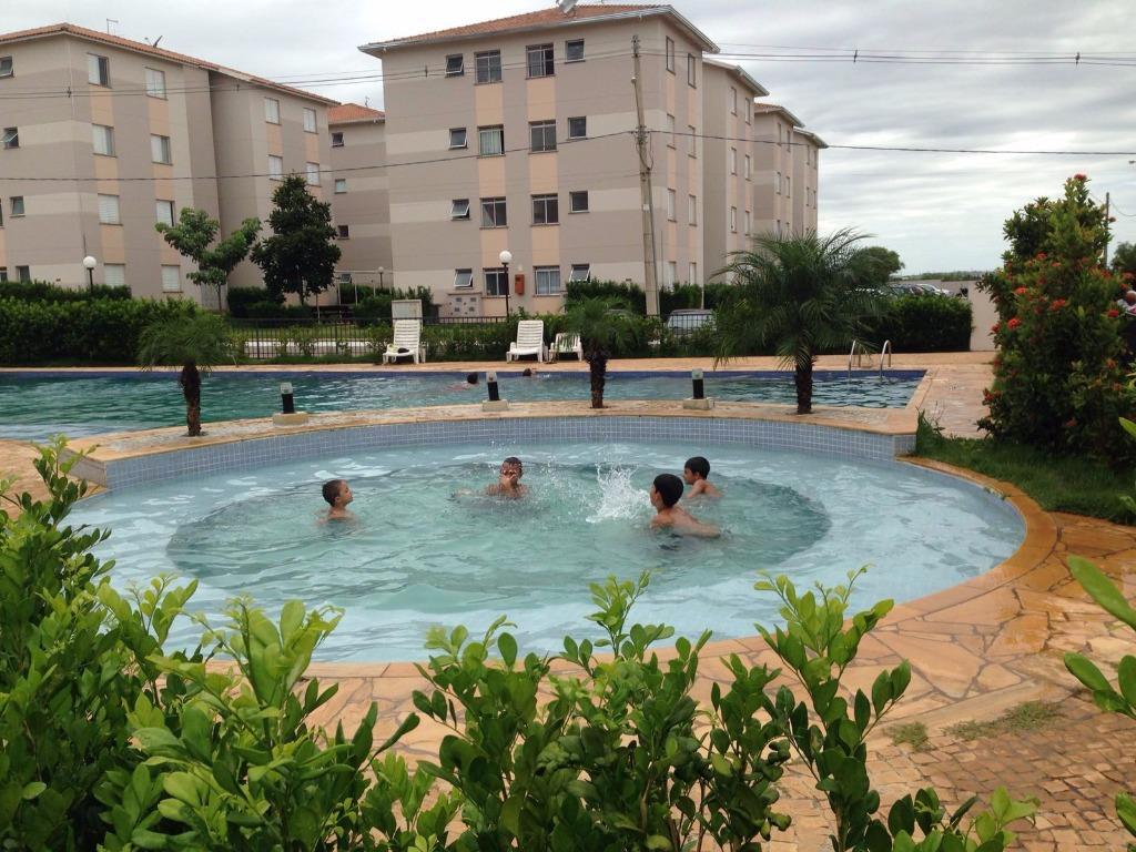 Apartamento de 2 dormitórios à venda em Jardim Santa Maria (Nova Veneza), Sumaré - SP