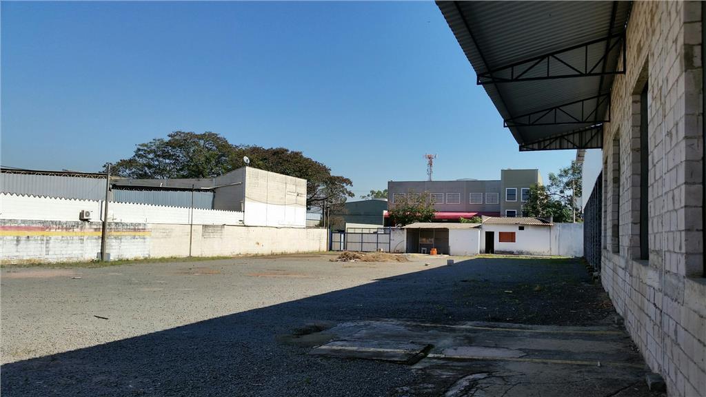 BARRACÃO - Terminal Intermodal de Cargas (TIC) - Campinas/SP (Código do Imóvel: 0)