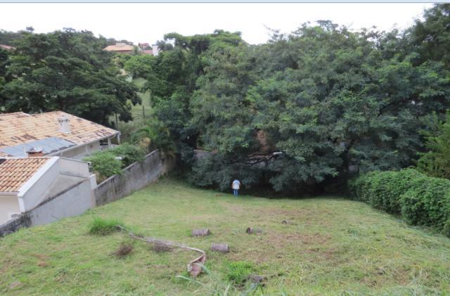 Terreno à venda em Caminhos De San Conrado, Campinas - SP