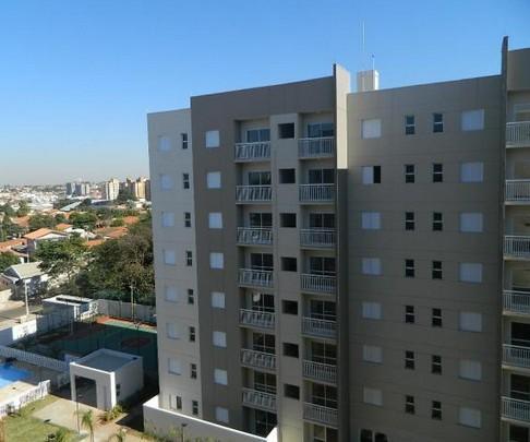 Apartamento de 2 dormitórios à venda em Morumbi, Paulínia - SP