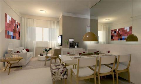 Apartamento de 2 dormitórios à venda em Parque Residencial João Luiz, Hortolândia - SP