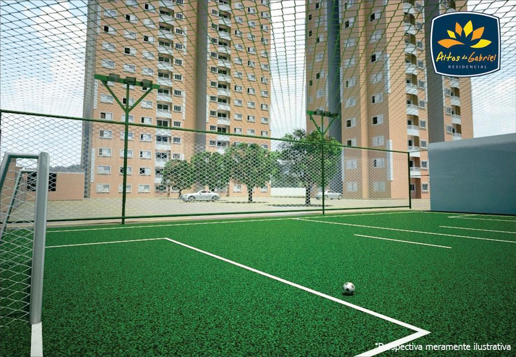 Apartamento de 2 dormitórios à venda em Parque Gabriel, Hortolândia - SP