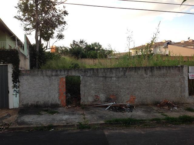 Terreno à venda em Vila Nogueira, Campinas - SP