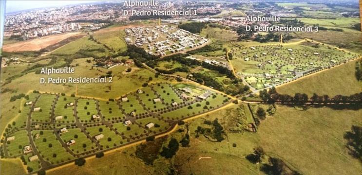 Terreno à venda em Parque Imperador, Campinas - SP