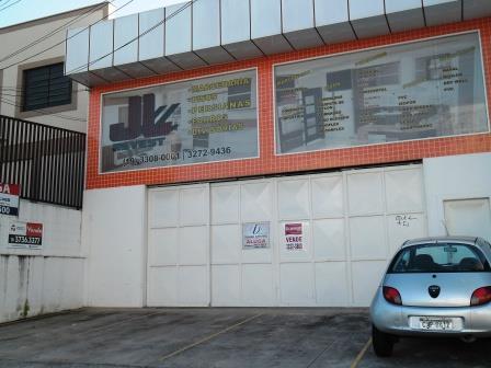 Barracão à venda em Jardim Leonor, Campinas - SP