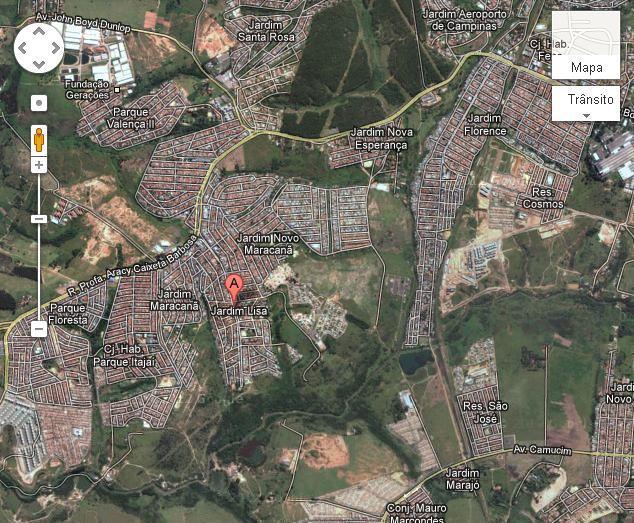 Área à venda em Jardim Lisa, Campinas - SP