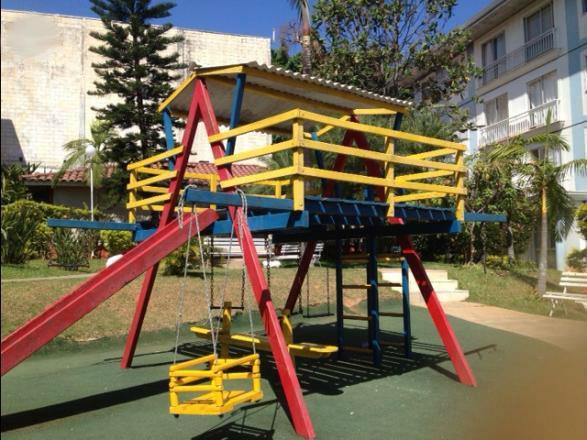 Apartamento de 2 dormitórios à venda em Chácaras Campos Elíseos, Campinas - SP
