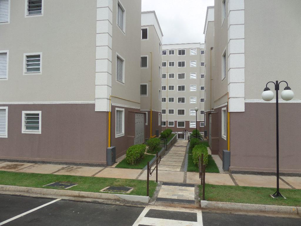 Apartamento  Residencial Patagônia  Paulínia