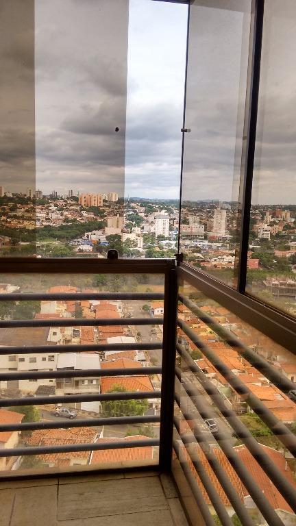 Apartamento de 2 dormitórios à venda em Jardim Campinas, Campinas - SP