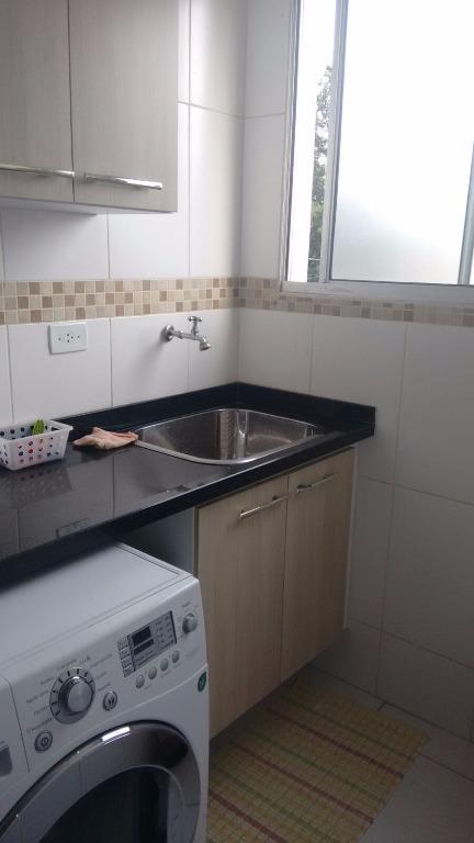 Apartamento de 2 dormitórios à venda em Jardim Magnólia, Campinas - SP