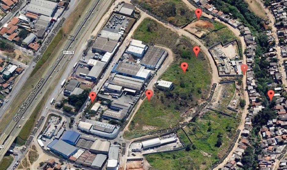 Terreno à venda em Jardim Do Lago Continuação, Campinas - SP