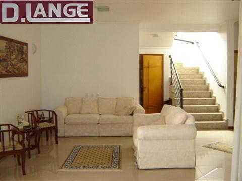 Casa de 4 dormitórios à venda em Barão Geraldo / Paulínia, Paulínia - SP