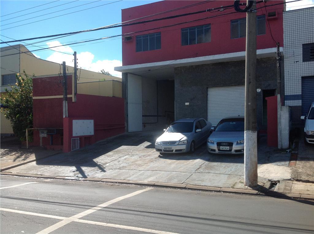 Barracão à venda em Centro, Paulínia - SP