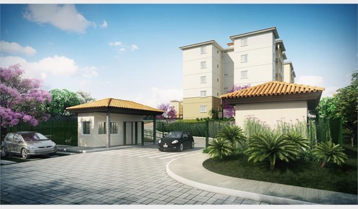 Apartamento de 2 dormitórios à venda em Parque Euclides Miranda, Sumaré - SP