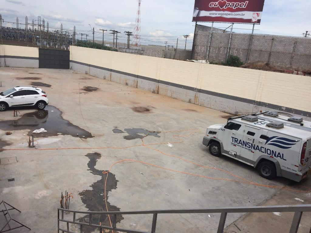 Barracão à venda em Chácaras São Francisco Do Aeroporto, Campinas - SP