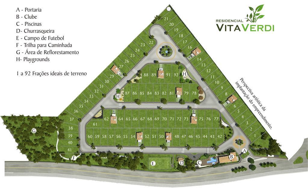 Terreno à venda em Jardim Pinheiros, Valinhos - SP