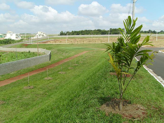 Terreno à venda em Condomínio Figueira Branca, Paulínia - SP