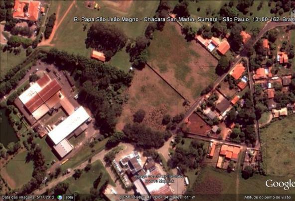 Área à venda em Jardim Santa Lúcia (Nova Veneza), Sumaré - SP