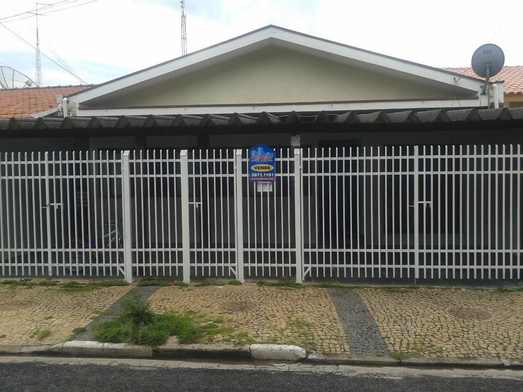 Casa  residencial à venda, Jardim Bom Retiro, Valinhos.