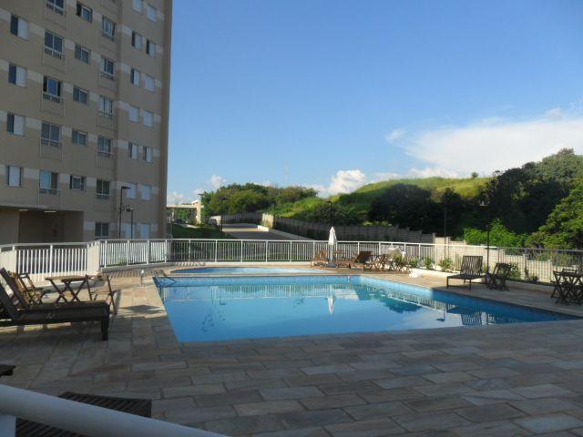 Apartamento  residencial à venda, Condomínio Vista Valley, C...