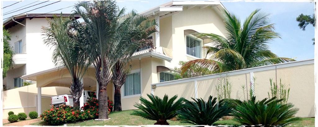 Casa  residencial à venda, Condomínio Residencial Morada das...