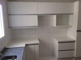 Apartamento  residencial à venda, Condomínio Quinta das Jabu...