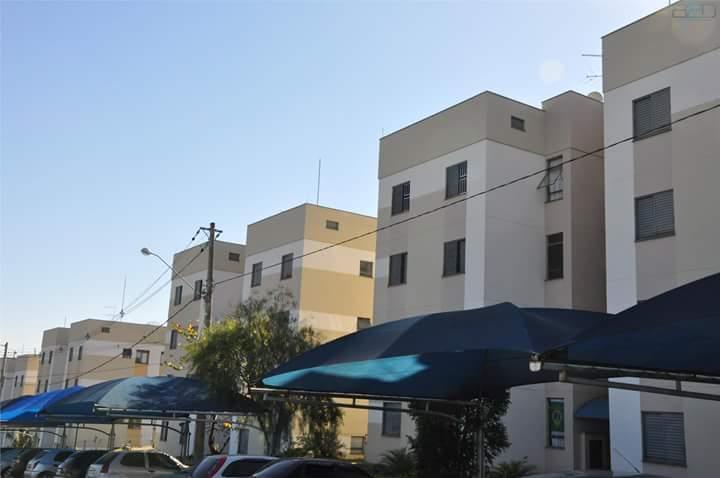 Apartamento  residencial à venda, Parque das Colinas, Valinh...