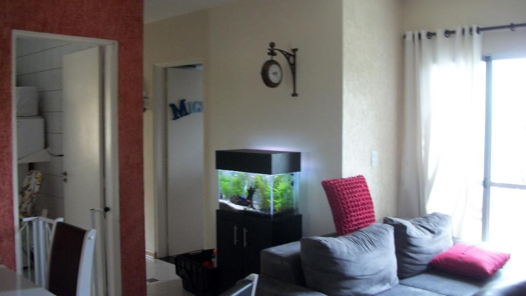 Apartamento  residencial à venda, Condomínio Tabata, Valinho...