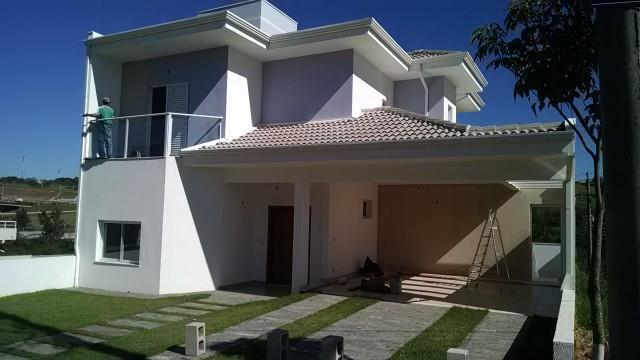 Casa  residencial à venda, Condomínio Residencial Cantervill...