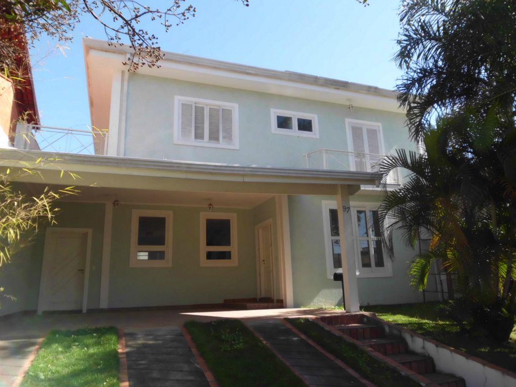 Casa  residencial à venda, Condomínio Grape Village, Vinhedo...