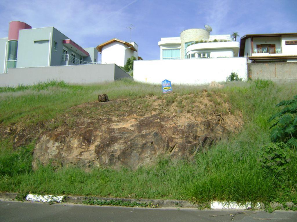 Terreno  residencial à venda, Condomínio Residencial Terras ...