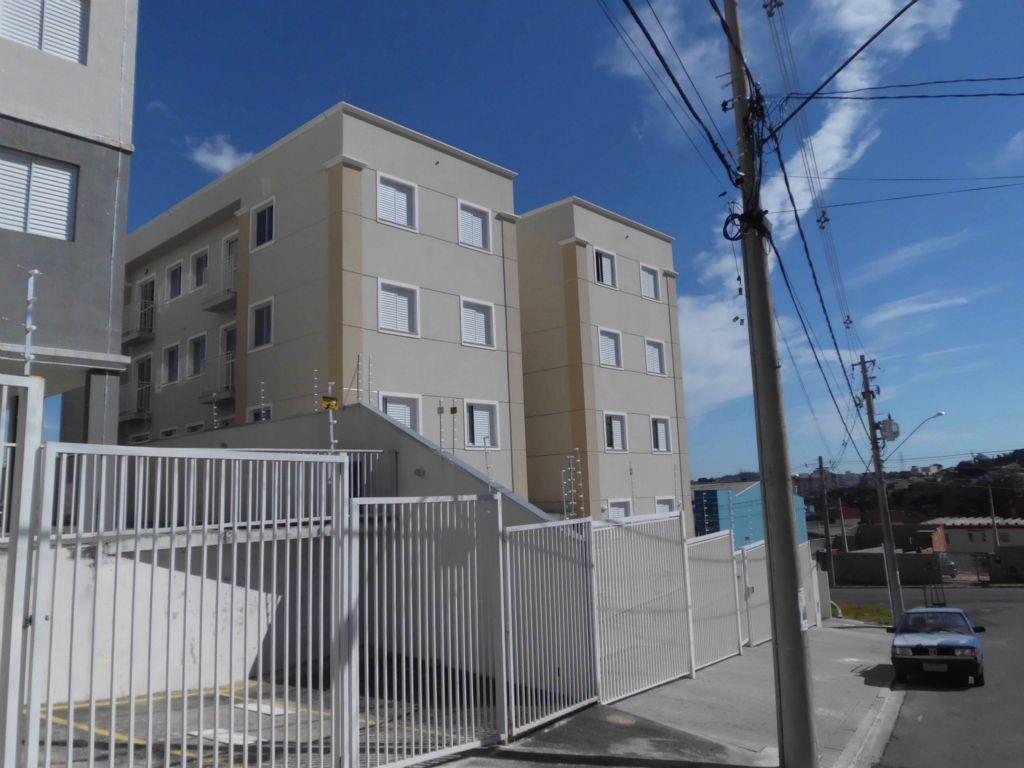 Apartamento  residencial à venda, Residencial Nova Era, Vali...