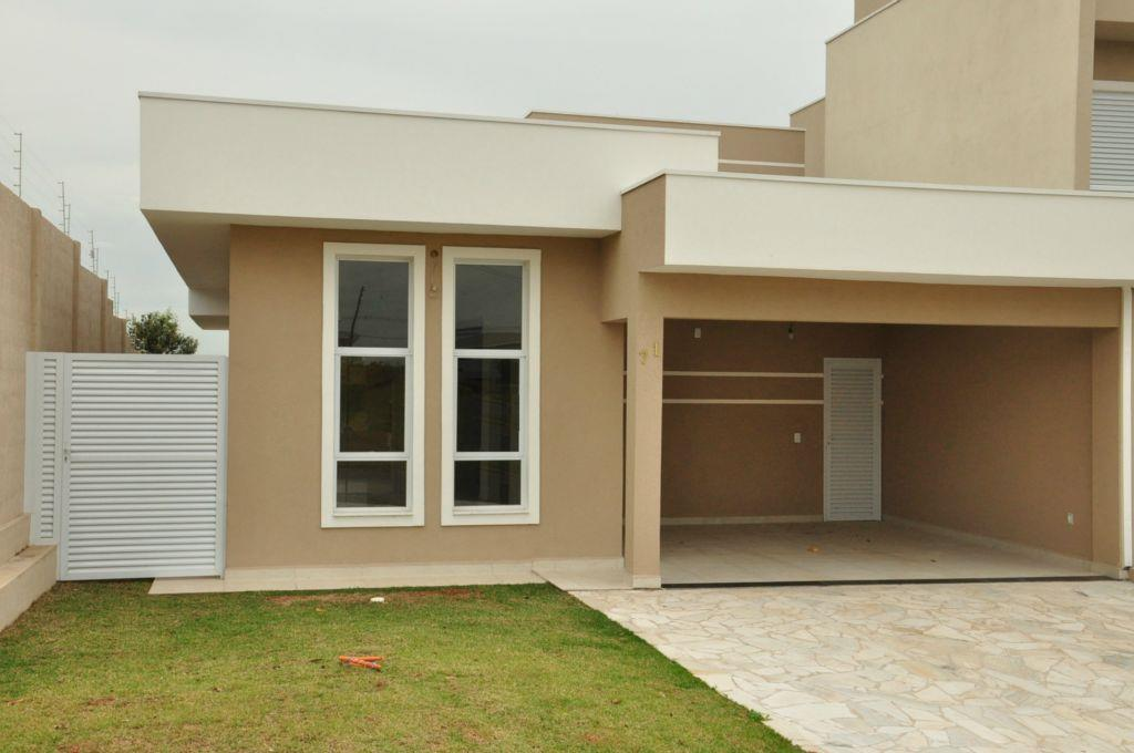 Casa  residencial à venda, Condomínio Residencial Flor da Se...