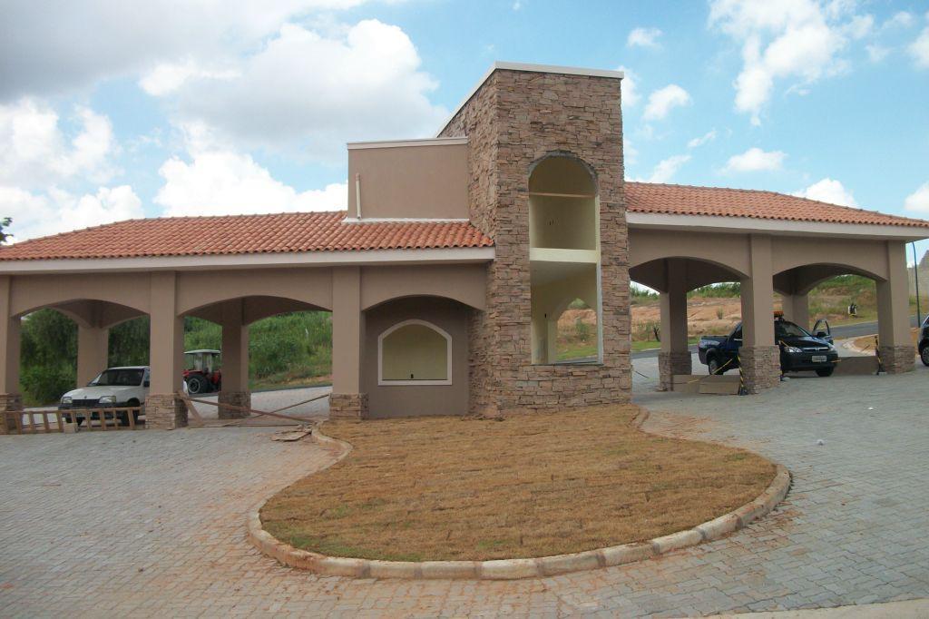 Terreno  residencial à venda, Condomínio Residencial Mont' A...