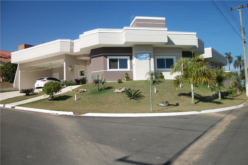 Casa  residencial à venda, Condomínio Residencial Querência,...