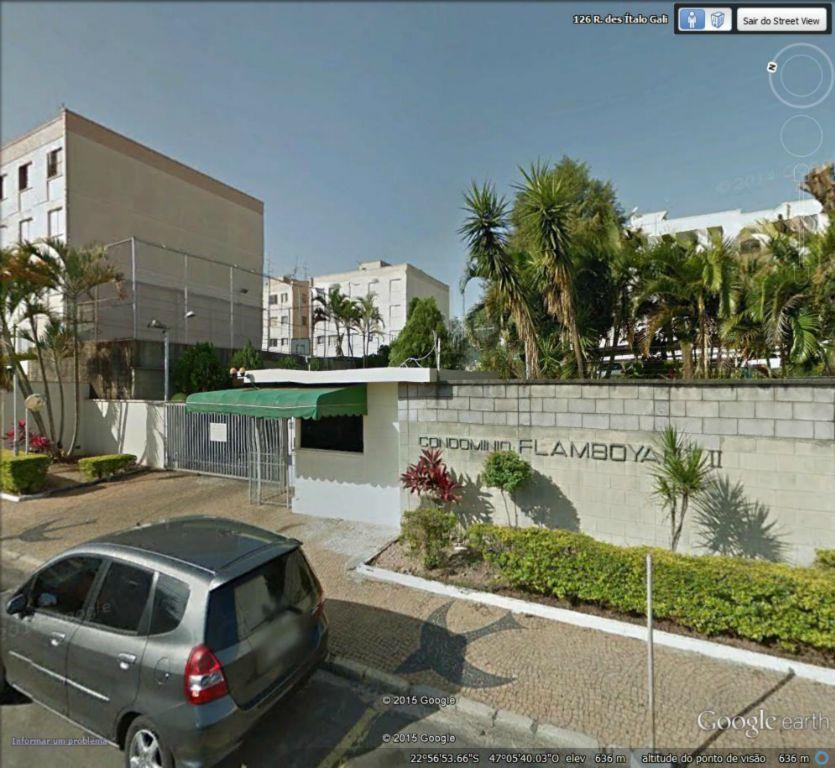 Apartamento  residencial à venda, Loteamento Country Ville, ...