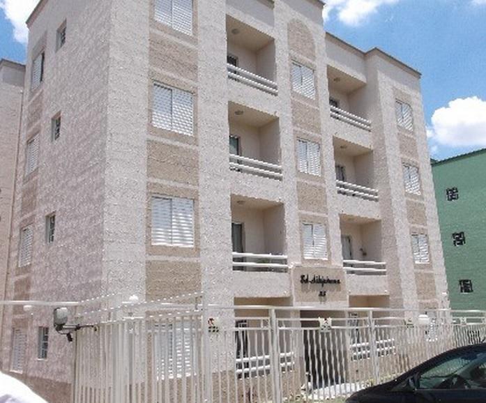 Apartamento  residencial à venda, Jardim Santa Cecília, Vali...