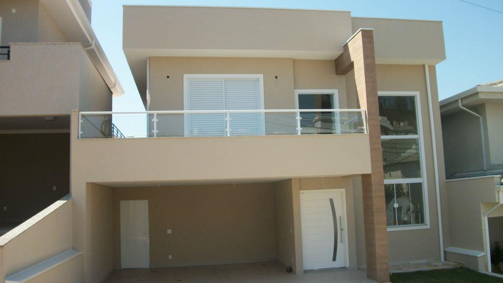Casa  residencial à venda, Condomínio Villagio di Napoli, Va...