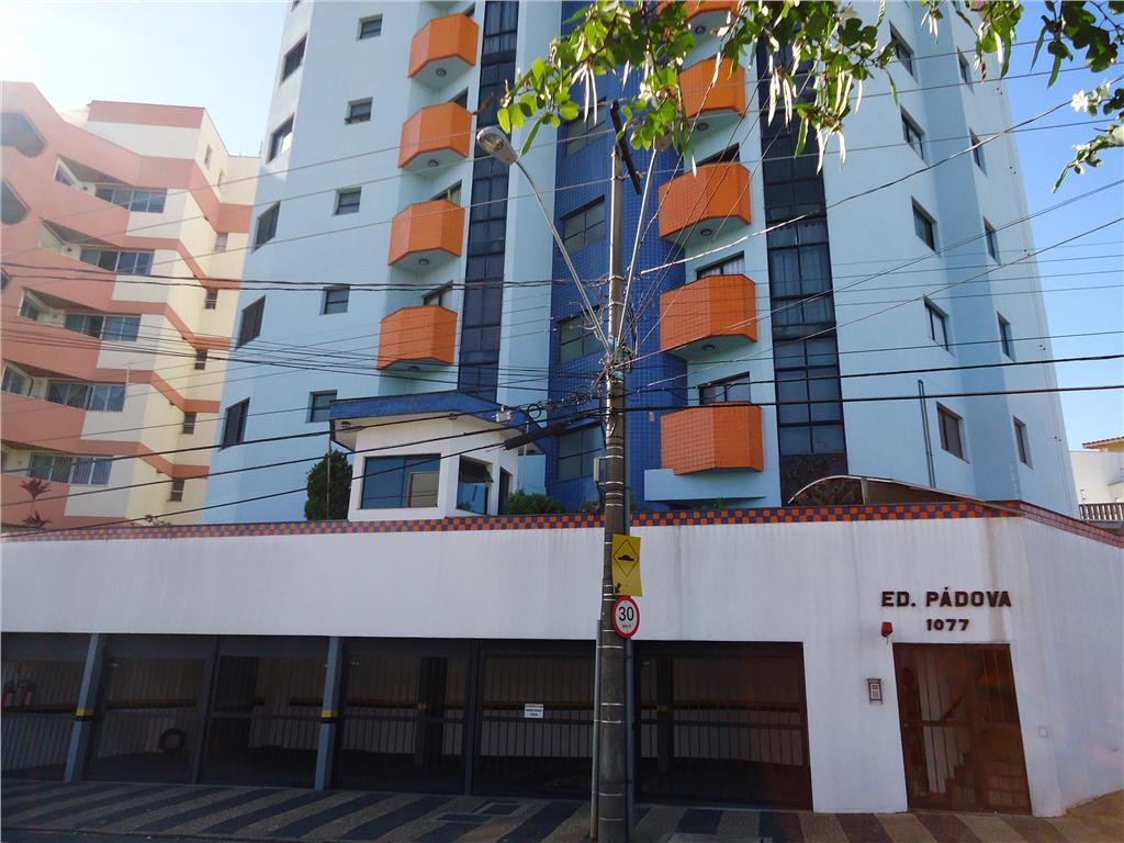 Apartamento residencial à venda, Bela Vista, Valinhos.