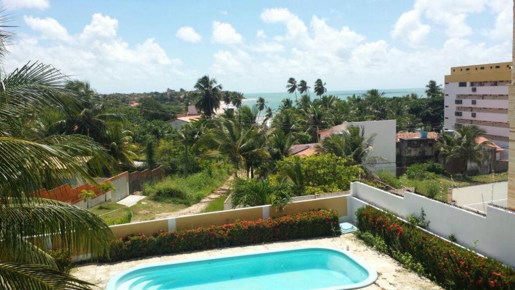 Casa com vista para o mar em Tabatinga!