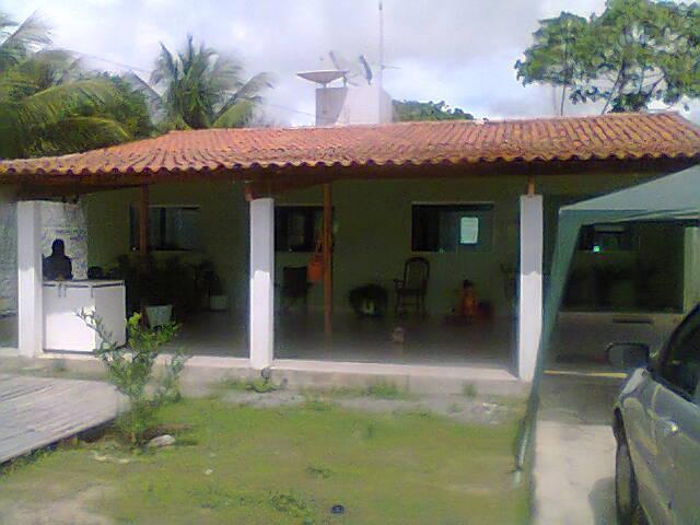 Casa á venda em Jacumã