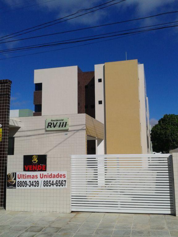 Apartamento residencial à venda, Água Fria, João Pessoa.