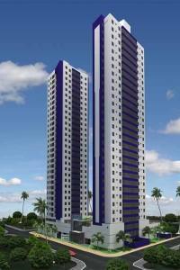 Apartamento residencial à venda, Bairro dos Estados, João Pe...